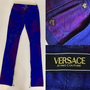 Vintage 70's Versace Jeans